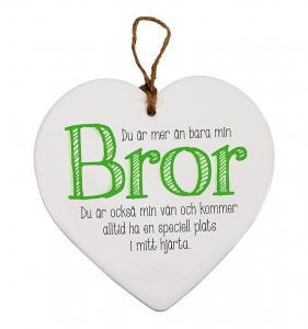 Budskapshjärta Bror