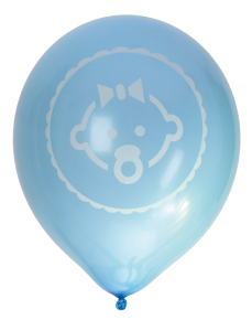 Ballonger 8-pack baby boy