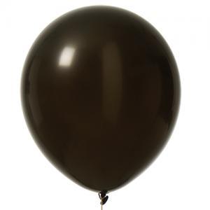 Ballonger 10-pack svart