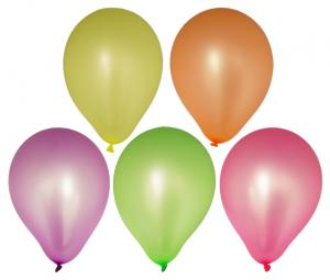 Ballonger 10-pack neonmix