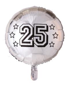 Folieballong 25