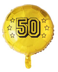 Folieballong 50