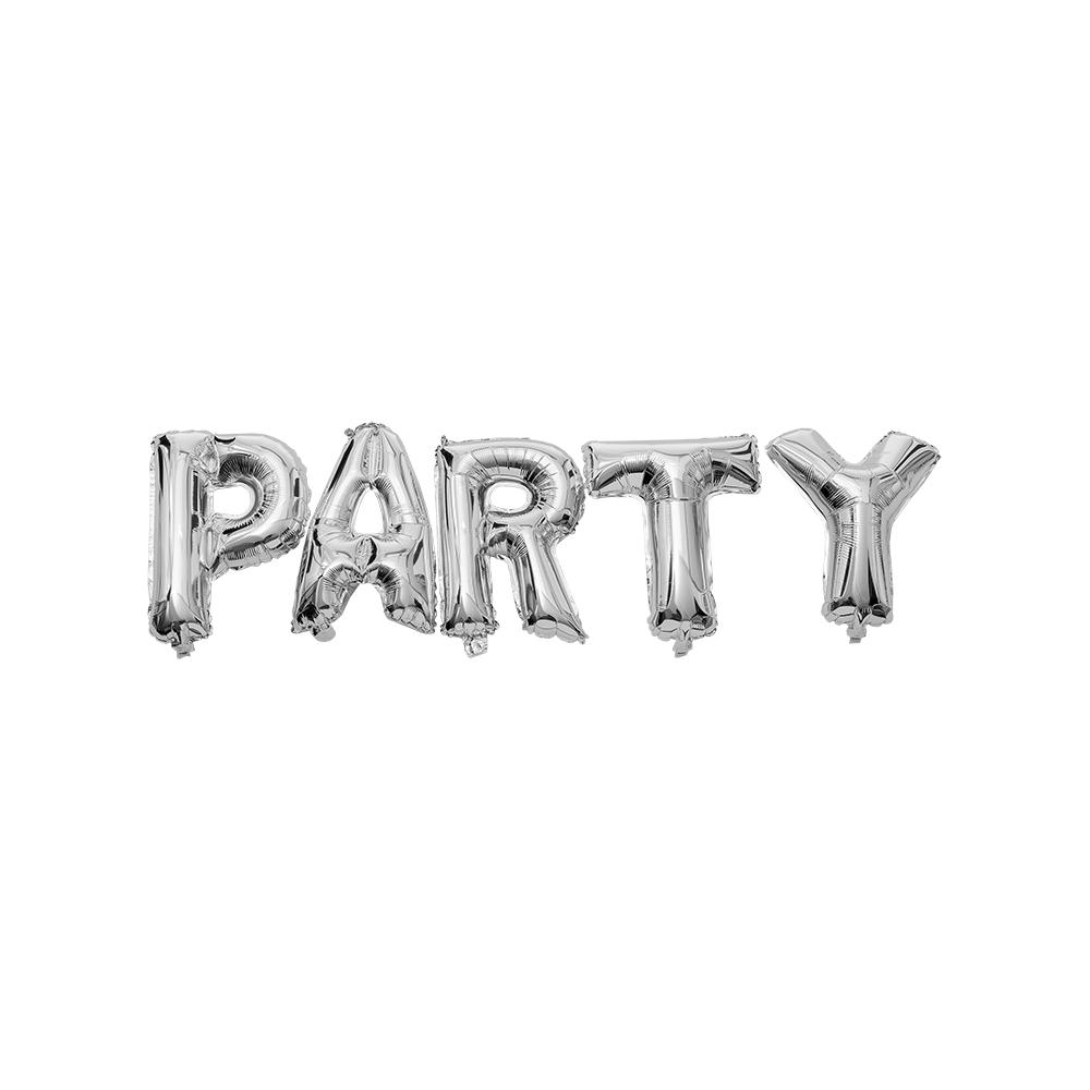 Folieballong Party