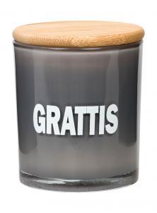 Doftljus Grattis