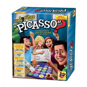 Vad ritar Picasso