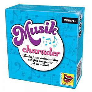 Mini Musikcharader