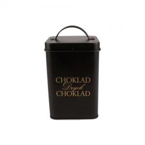 Burk choklad dryck