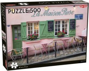 Pussel Pussel Parisian Cafe 500 bitar