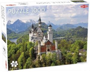 Pussel Neuschwanstein Castle 1000 bitar