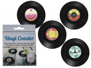 Glasunderlägg vinyl