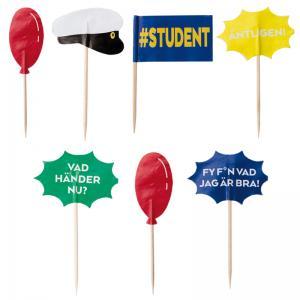 Toothpick students