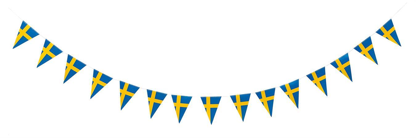 Flaggspel Sverige
