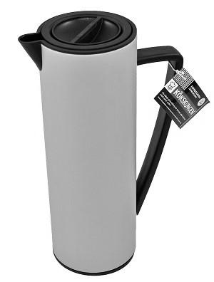 Termoskanna 1 liter grå