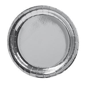Tallrik silver