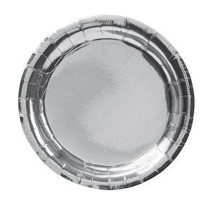 Assiett silver