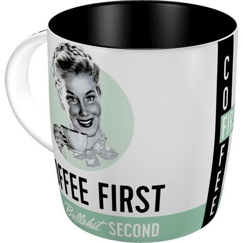 Mugg coffee first