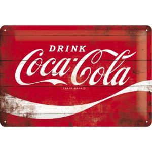 Skylt coca-cola