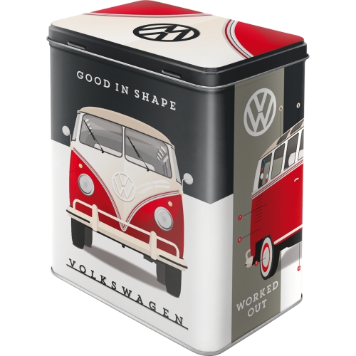 Box VW good in shape