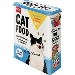 Box Cat Food
