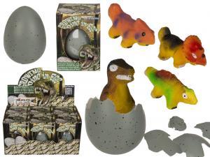 Växande dinosaurieägg