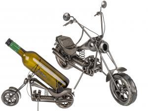 Flaskhållare motorcykel