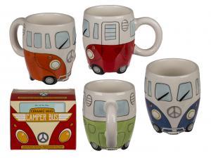 Mugg Camper bus