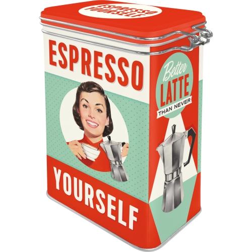 Box Espresso
