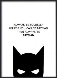 Poster  30x40 Batman