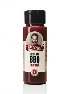 ChiliKlaus BBQ-Sauce Vindstyrke 4