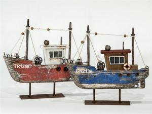Devotion fiskebåt