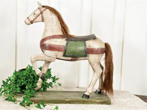 Brunte Häst