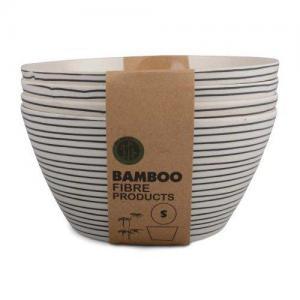 Skål Bambu Joel 4-pack