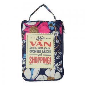 Reusable Shoppingbag Vänner