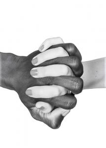 Poster 50x70 Hands United
