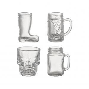 Shon shotglas 4-pack