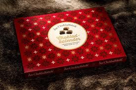 Åre Chokladfabrik Chokladkalender 2020