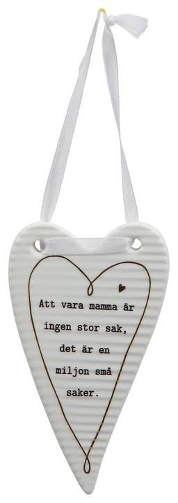 Hjärta: att vara mamma är ingen ...
