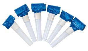 Blåsorm blå