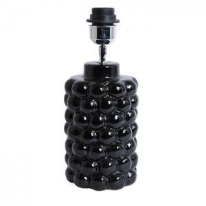 Big bouble lampa svart