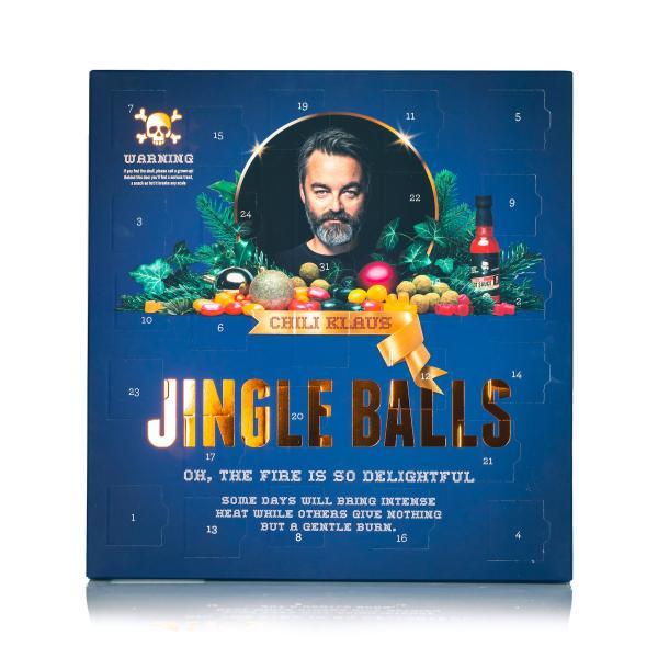 Chili Klaus Jingle Bells Adventskalender 2021