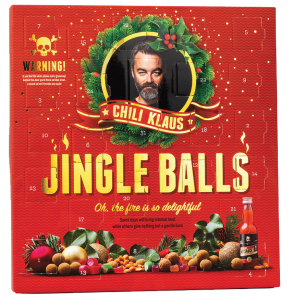 Chili Klaus Jingle Bells Adventskalender 2020