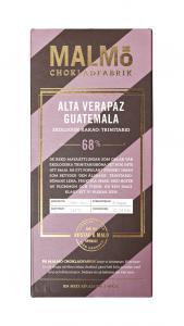 Malmö Chokladfabrik Alta Verapaz 68%
