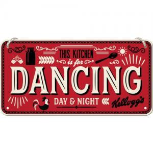 Skylt dancing