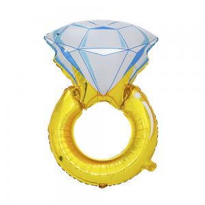 Ballong diamantring