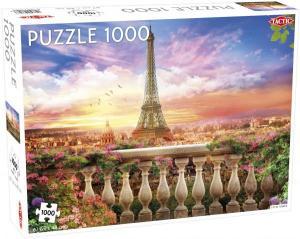 Pussel Eiffeltower 1000 bitar