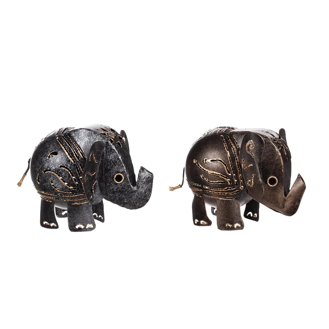 Elefant i smide