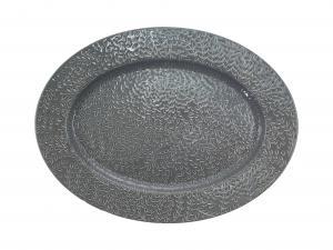 Uppläggningsfat Etrusk grå