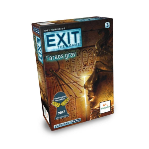 Exit 3: Faraos grav