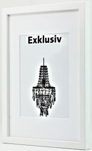 Exklusiv Vit 30x30 (PP 20x20)