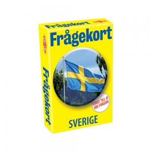 Frågekort Sverige